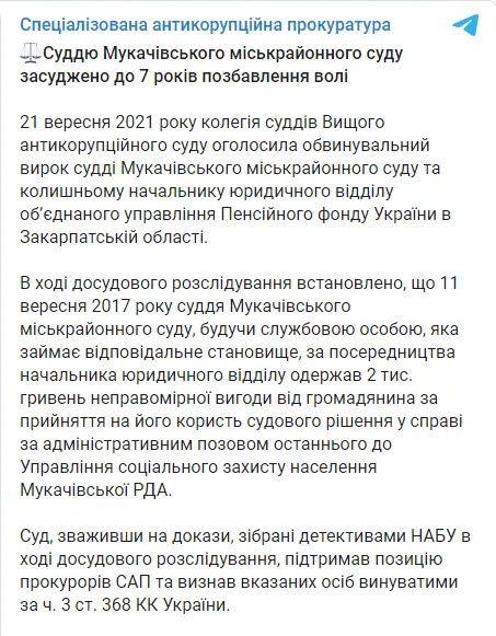 Пост САП.