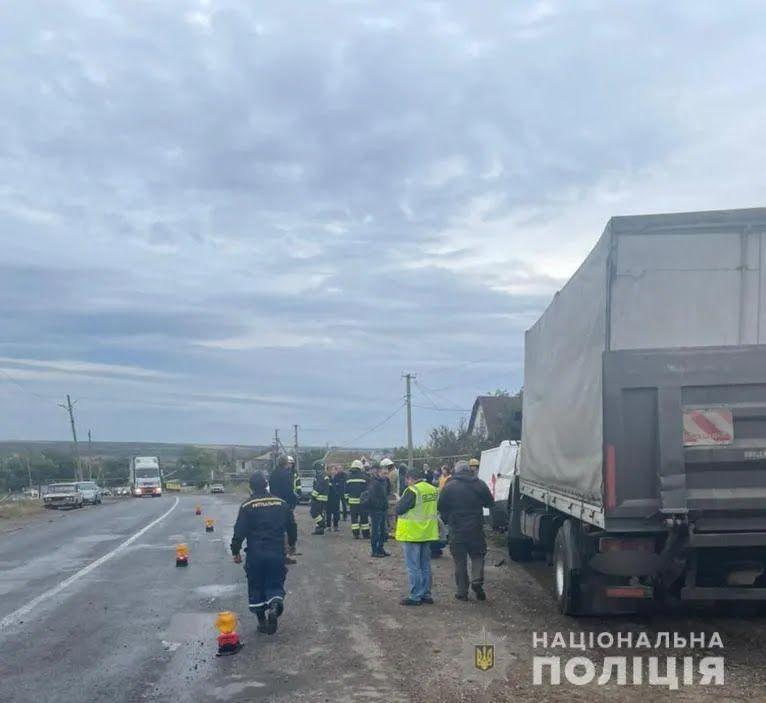 В аварии пострадали 4 человека, один погиб