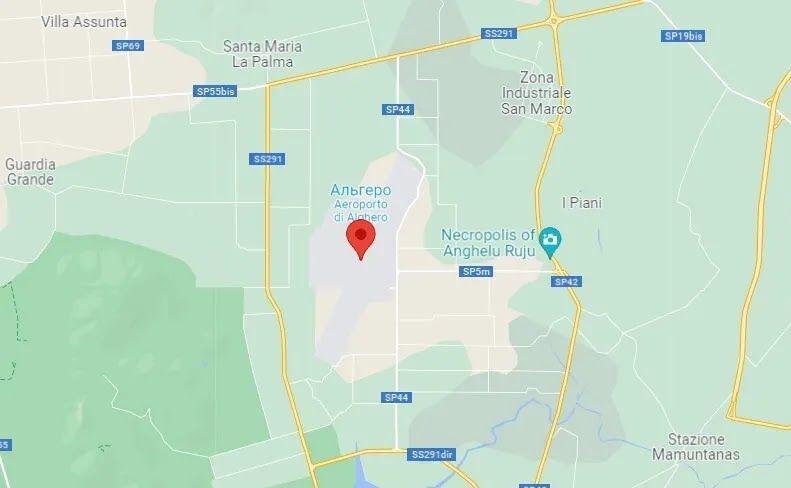 Пучдемона задержали в аэропорту Альгеро (Сассари, Італия)