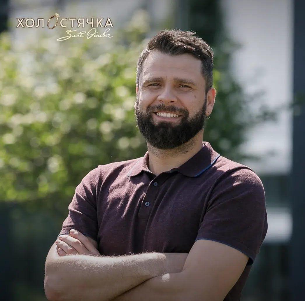 Ігорю Присяжнюку 36 років
