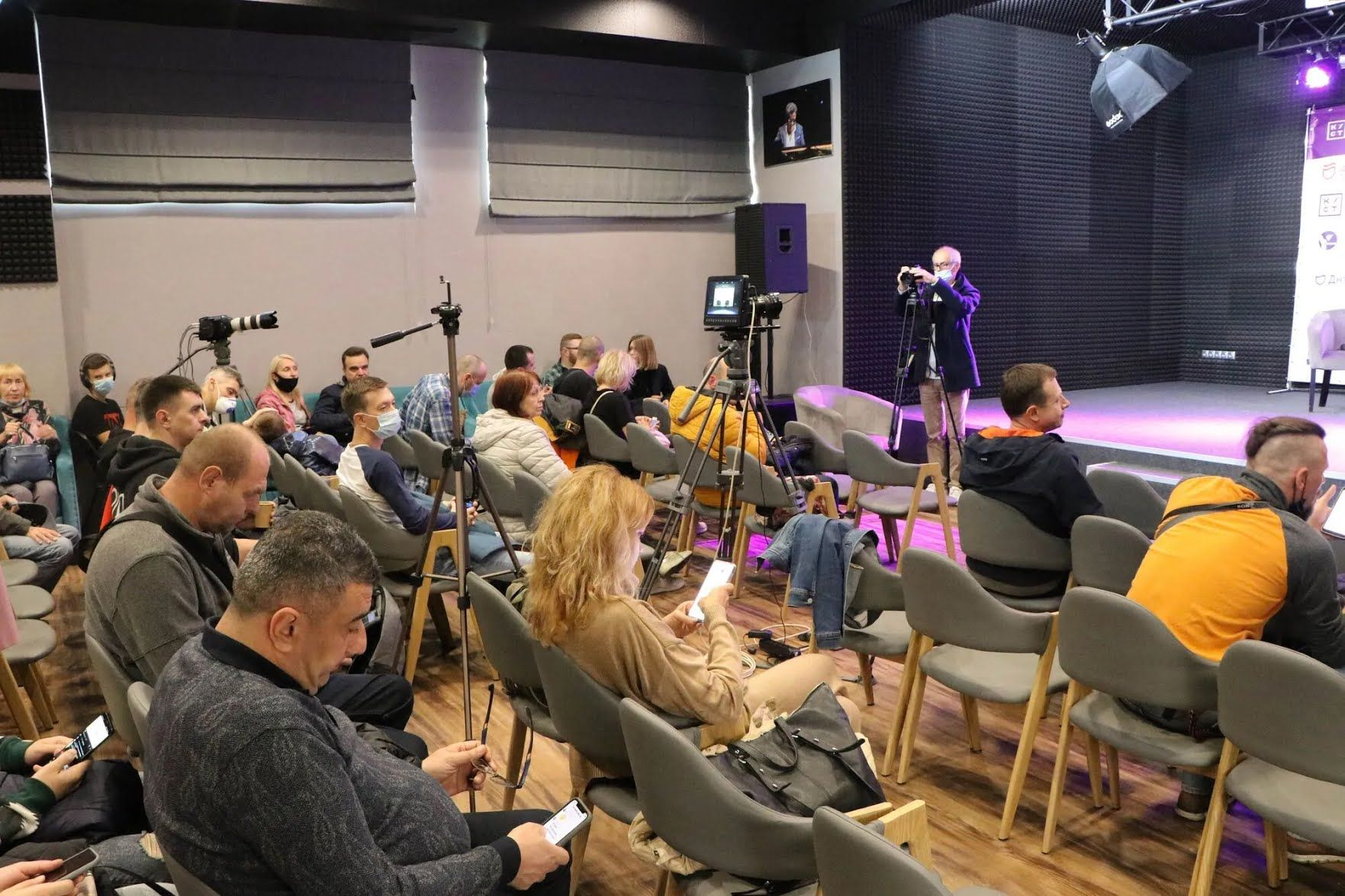 Всеукраинский фестиваль блоггеров в Днепре