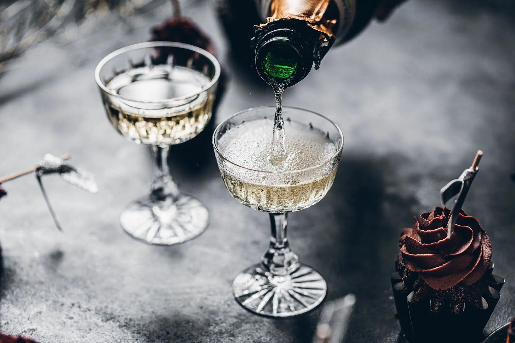 З чим найкраще пити шампанське