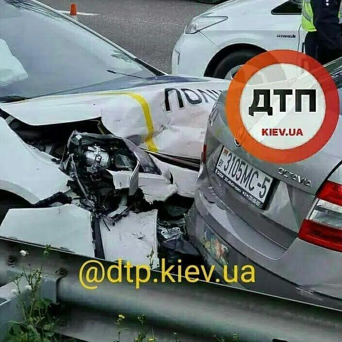 Пошкоджені авто