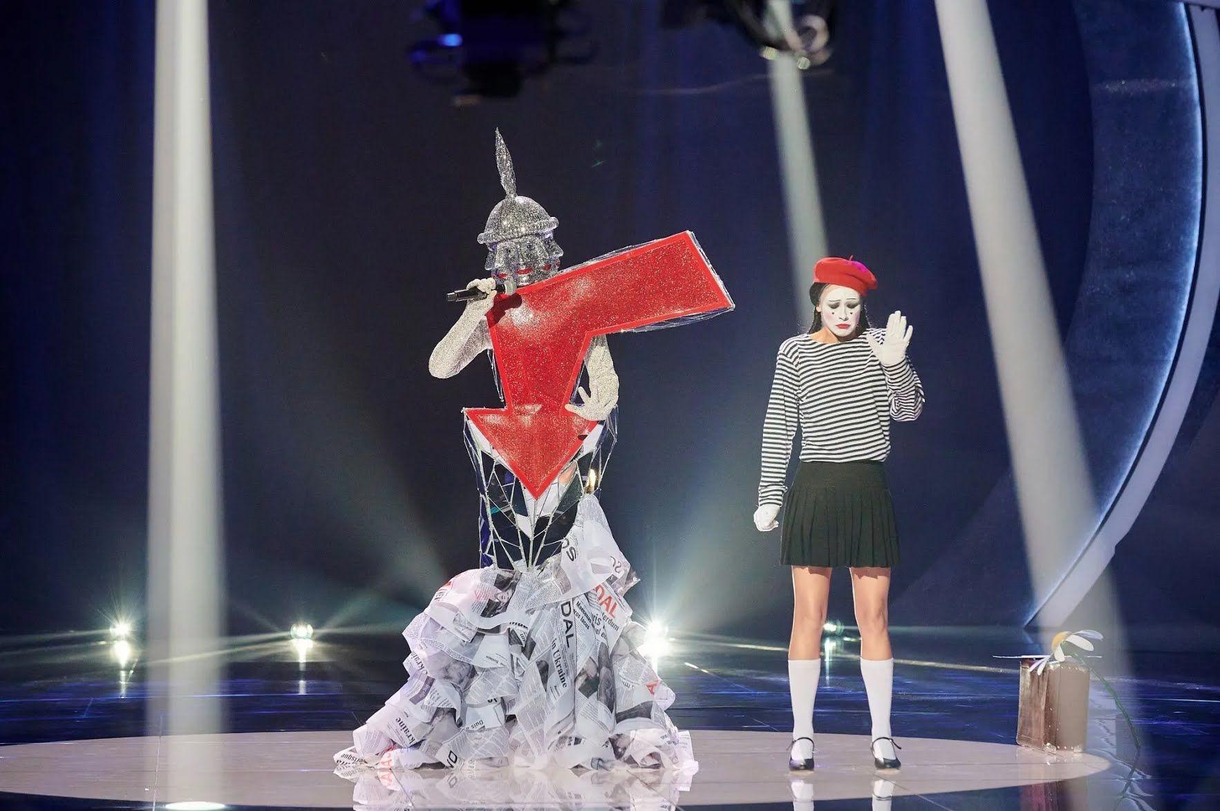 Учасник шоу, якого пов'язують з Поляковою і Кароль.