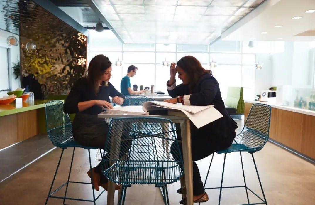 Google имеет более 70 офисов по всему миру