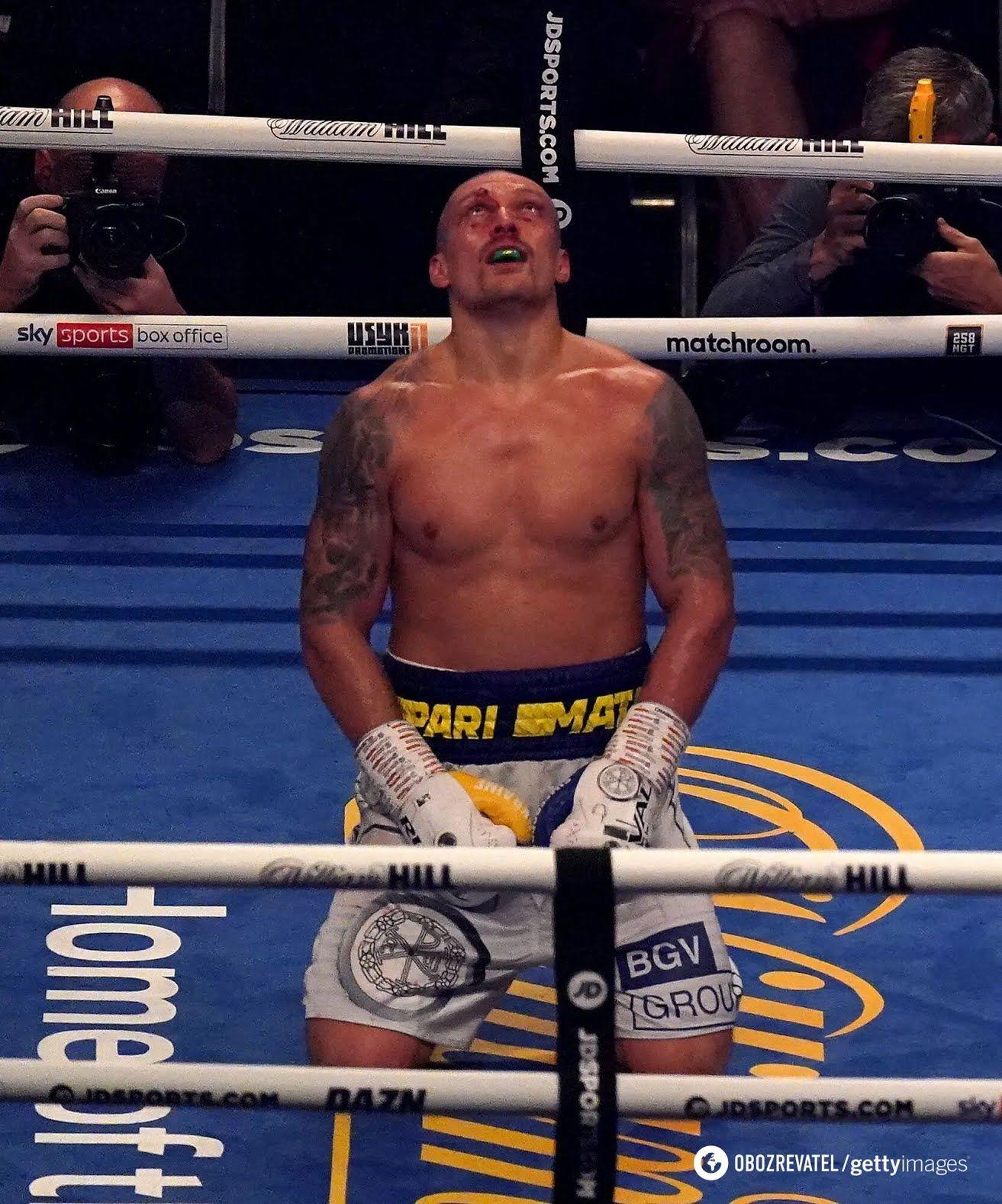 Олександр Усик переміг Ентоні Джошуа.
