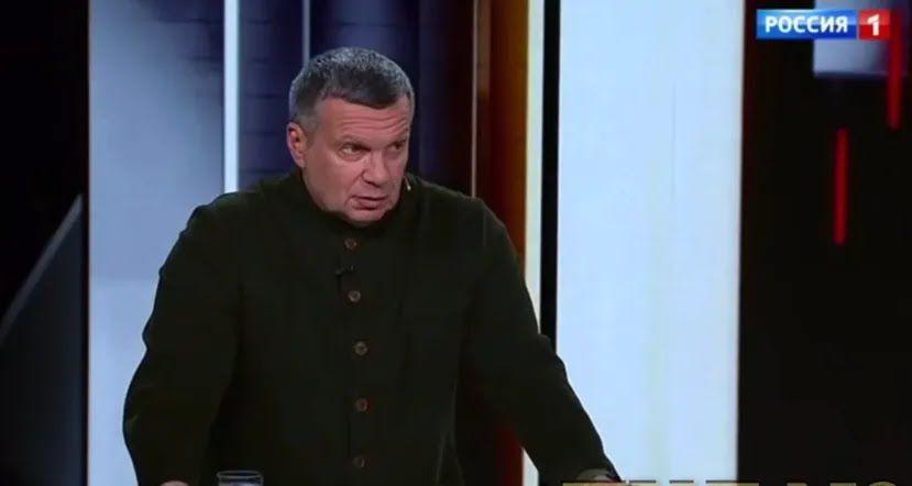 Соловйов занепокоївся безпекою президента.