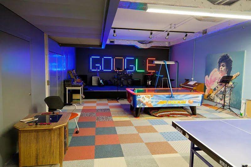 Самым необычным из всех представительств Google называют представительство в Цюрихе