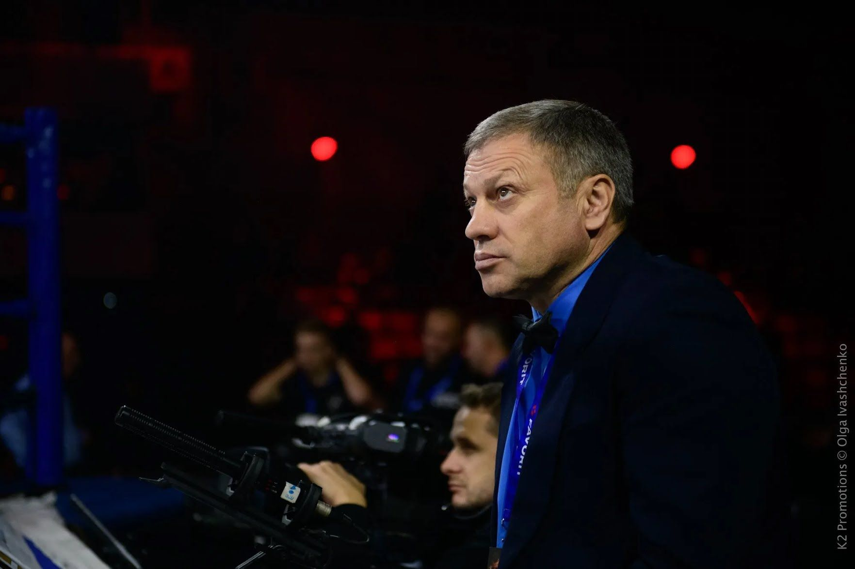 Бокс судья Фесечко