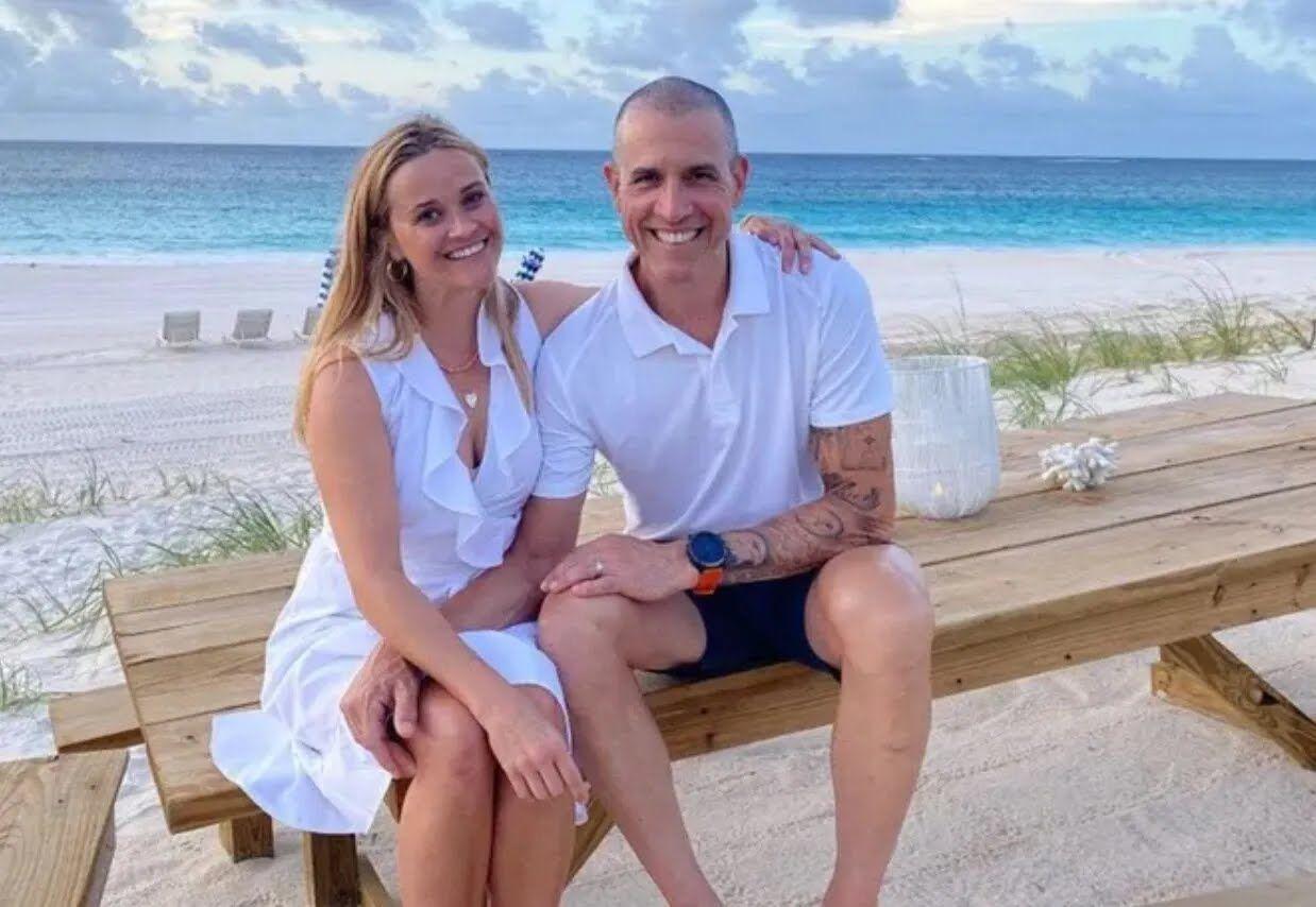 Візерспун щаслива в шлюбі з Джимом Тотом