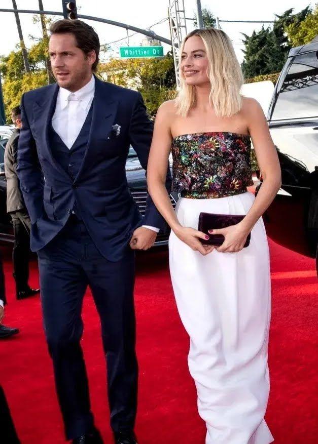 Марго Роббі вийшла заміж за Тома Акерлі у 2016 році
