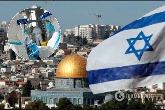 В Ізраїлі назвали головні джерела зараження COVID-19