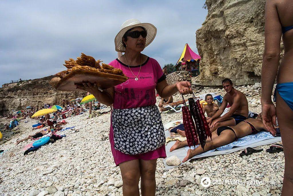 Кримчани підняли ціни на відпочинок