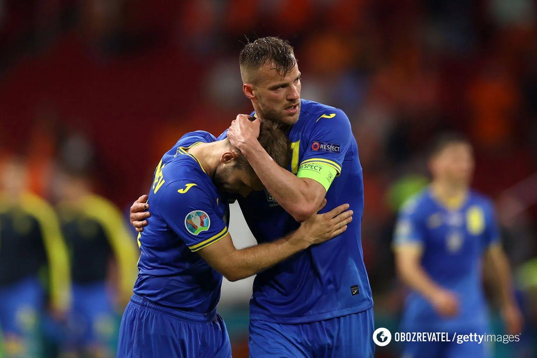 Ярмоленко забил первый гол Украины на Евро-2020.