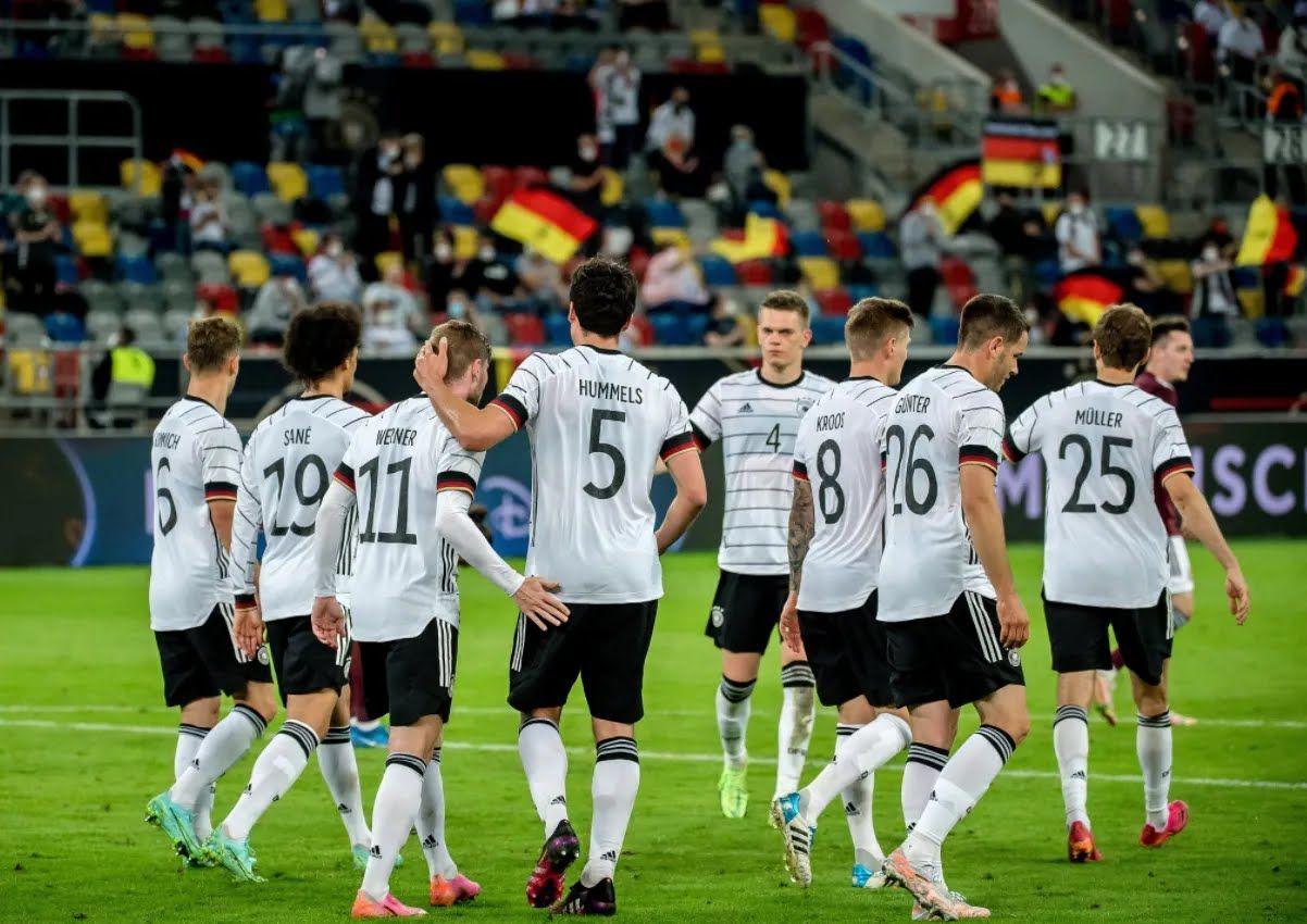 Збірна Німеччини зіграє проти Франції на своєму стадіоні.