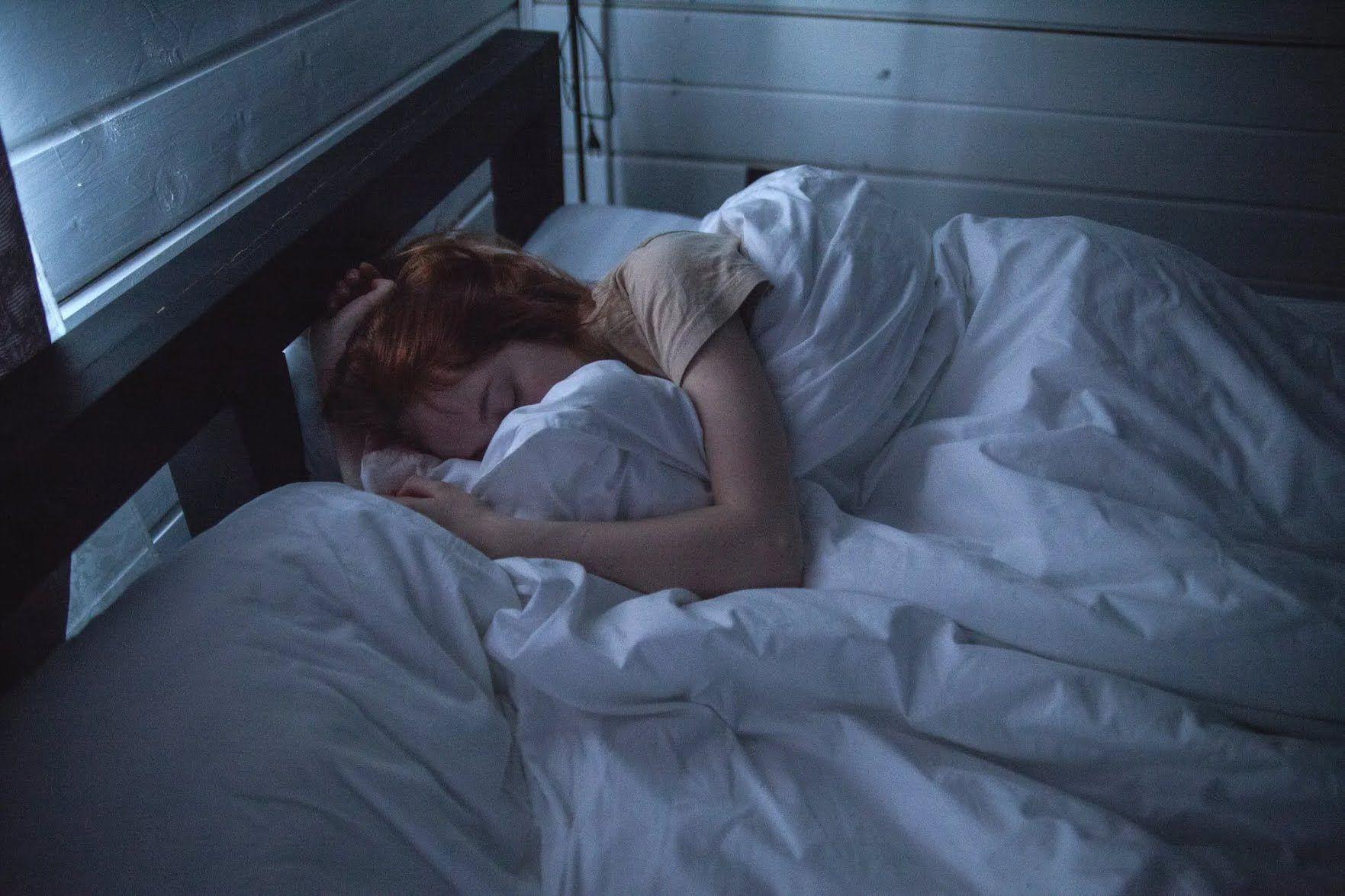 Багато людей жаліються на розлади сну.