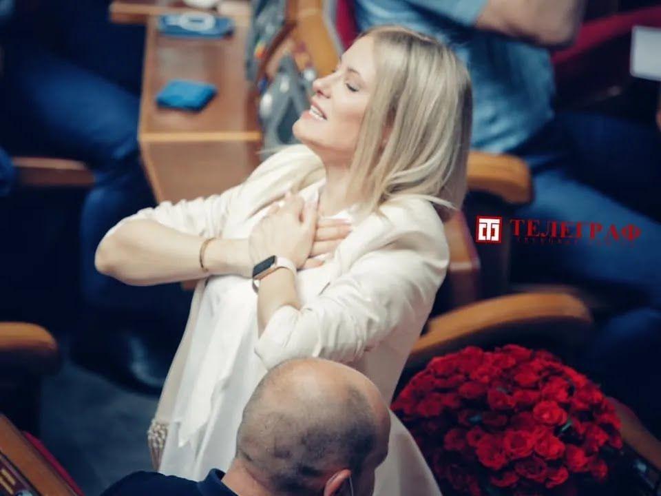 Юлия Гришина поблагодарила всех.