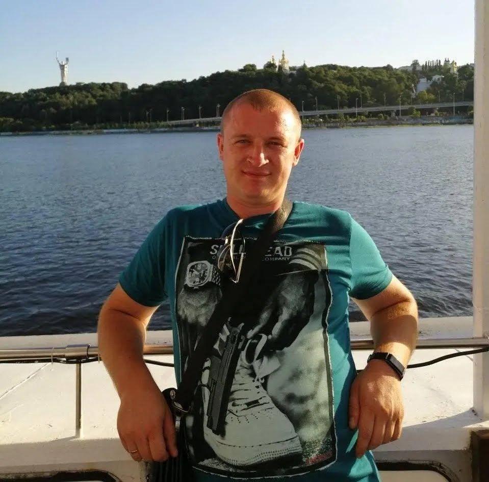Полицейский Роман Шахно.