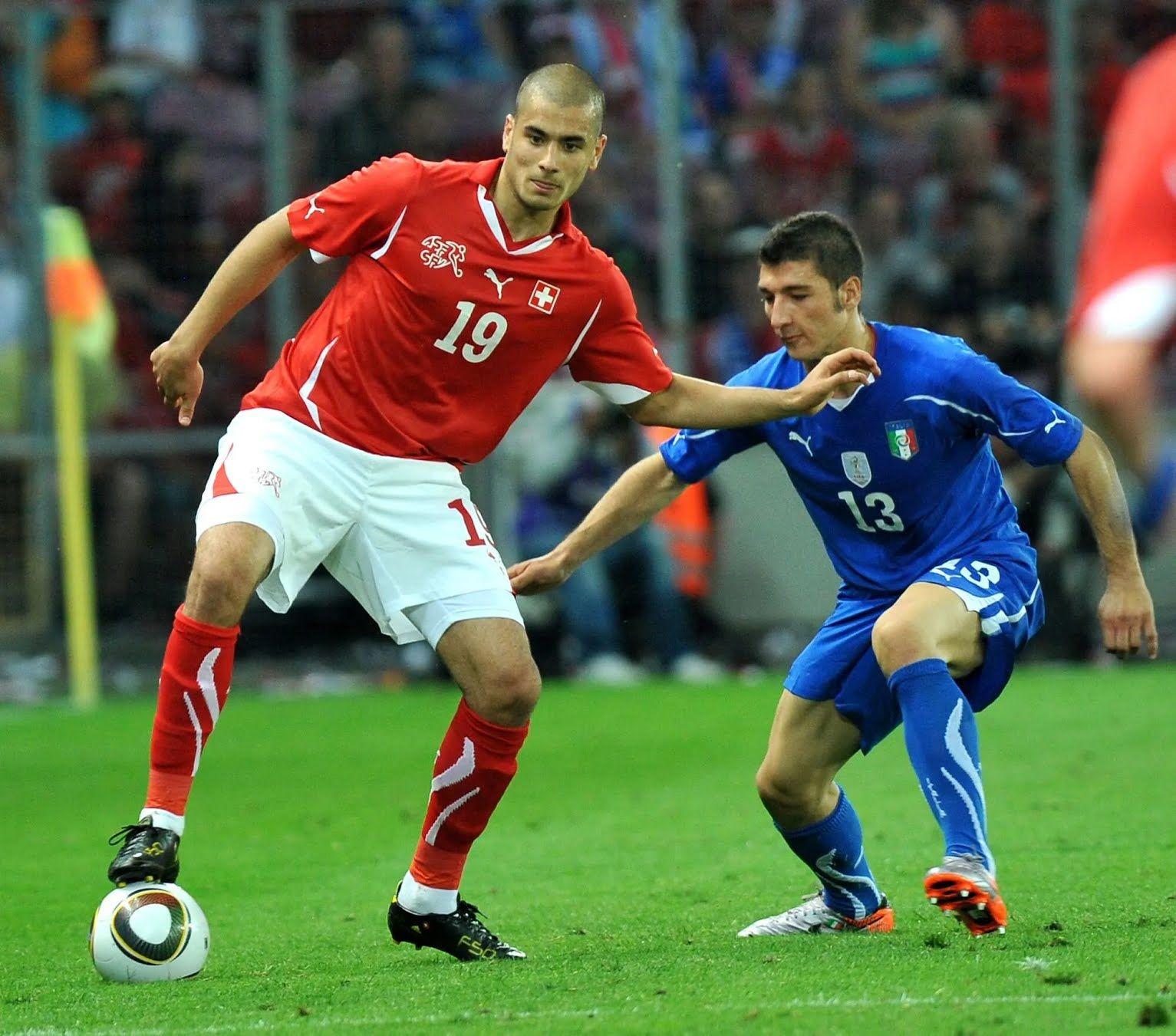 Италия - Швейцария (2010 год)