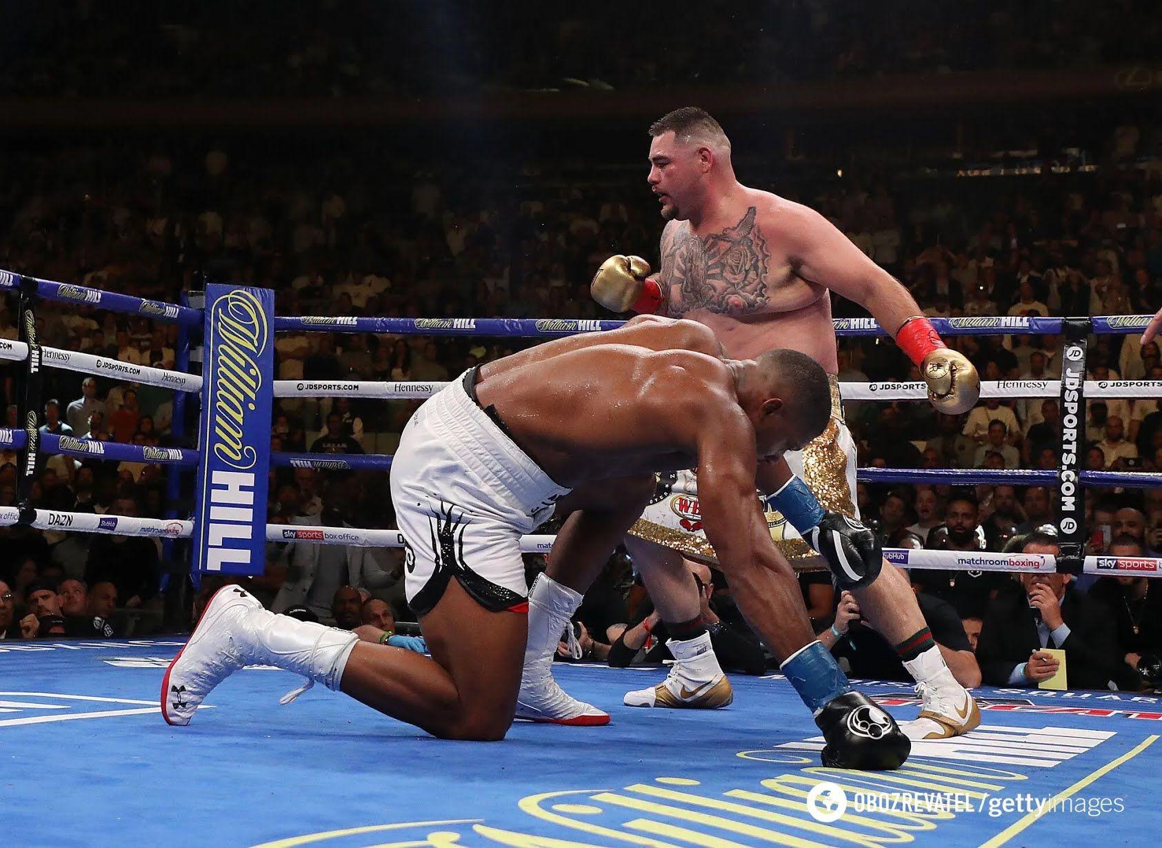 Руїс нокаутував Джошуа в першому бою