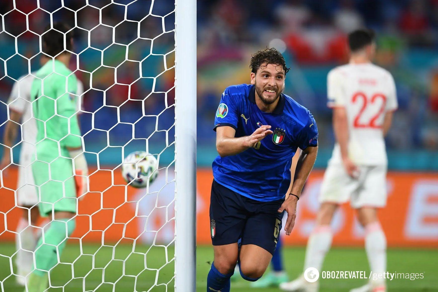 Италия стала первой сборной, которая оформила выход в плей-офф Евро-2020