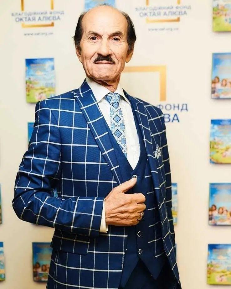Украинский хореограф Григорий Чапкис