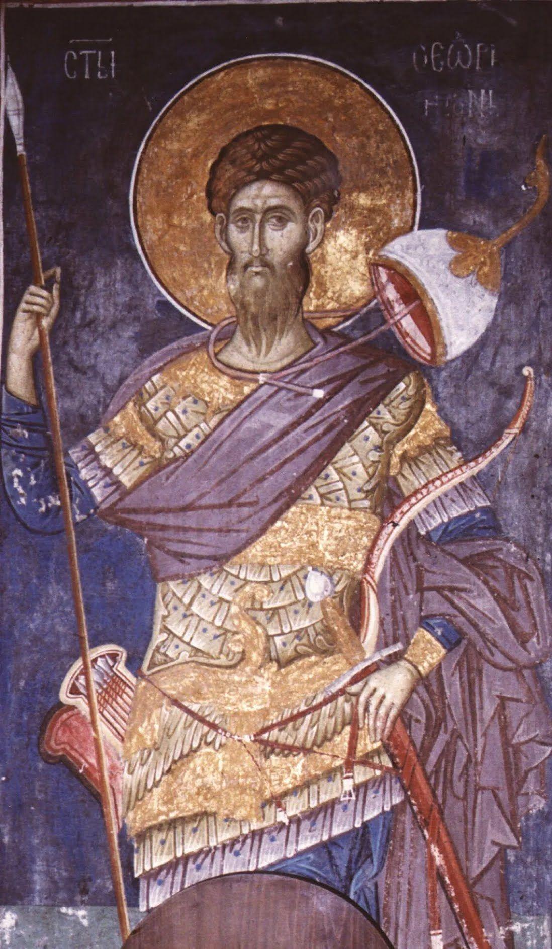 У православній церкві 21 червня вшановують великомученика Феодора Стратилата