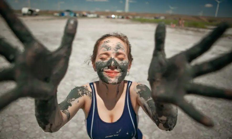 Лемурийская грязь обладает лечебными свойствами