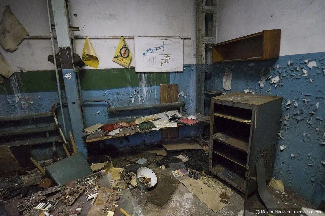 """Чорнобиль. Таємниці заводу """"Юпітер"""""""