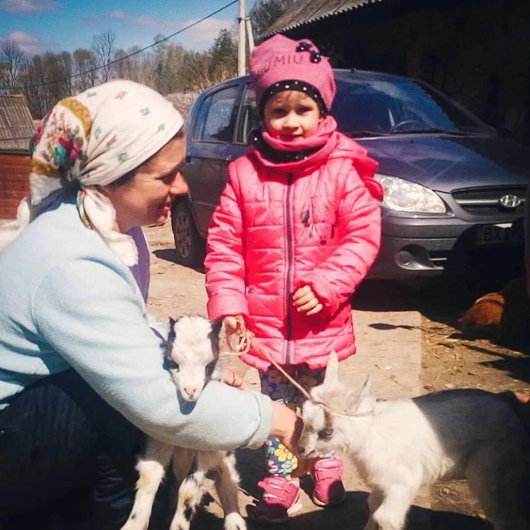 Любов Кобилянська живе в Тернопільській області