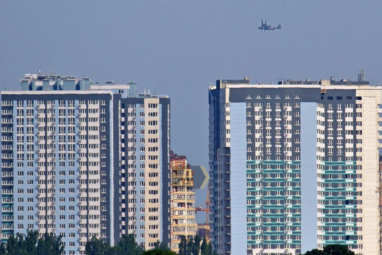 В Одесі помітили конвертополани і транспортний літак США. Фото
