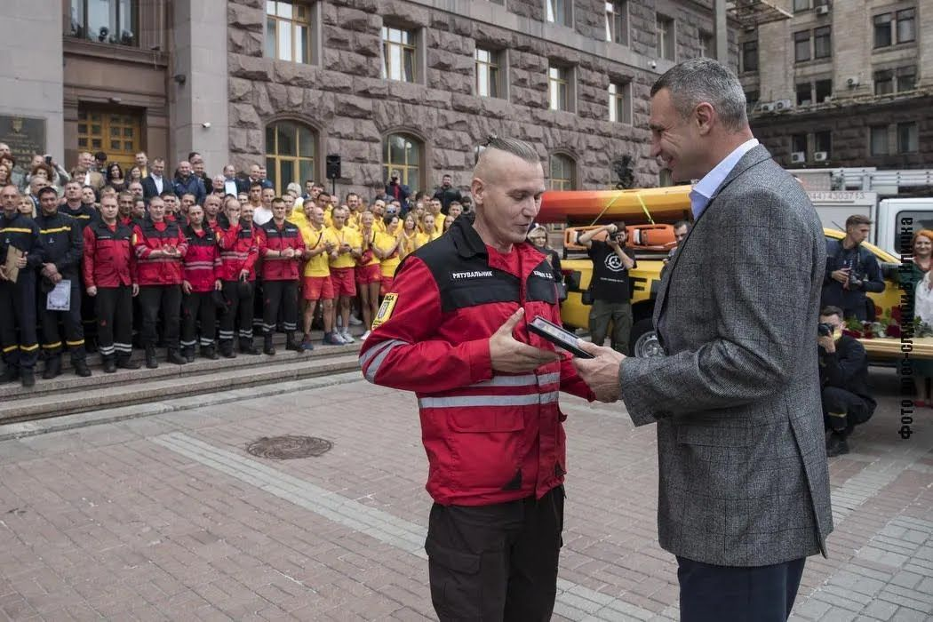 Цьогоріч місто спрямувало 32 млн грн на подальше оновлення техніки рятувальників