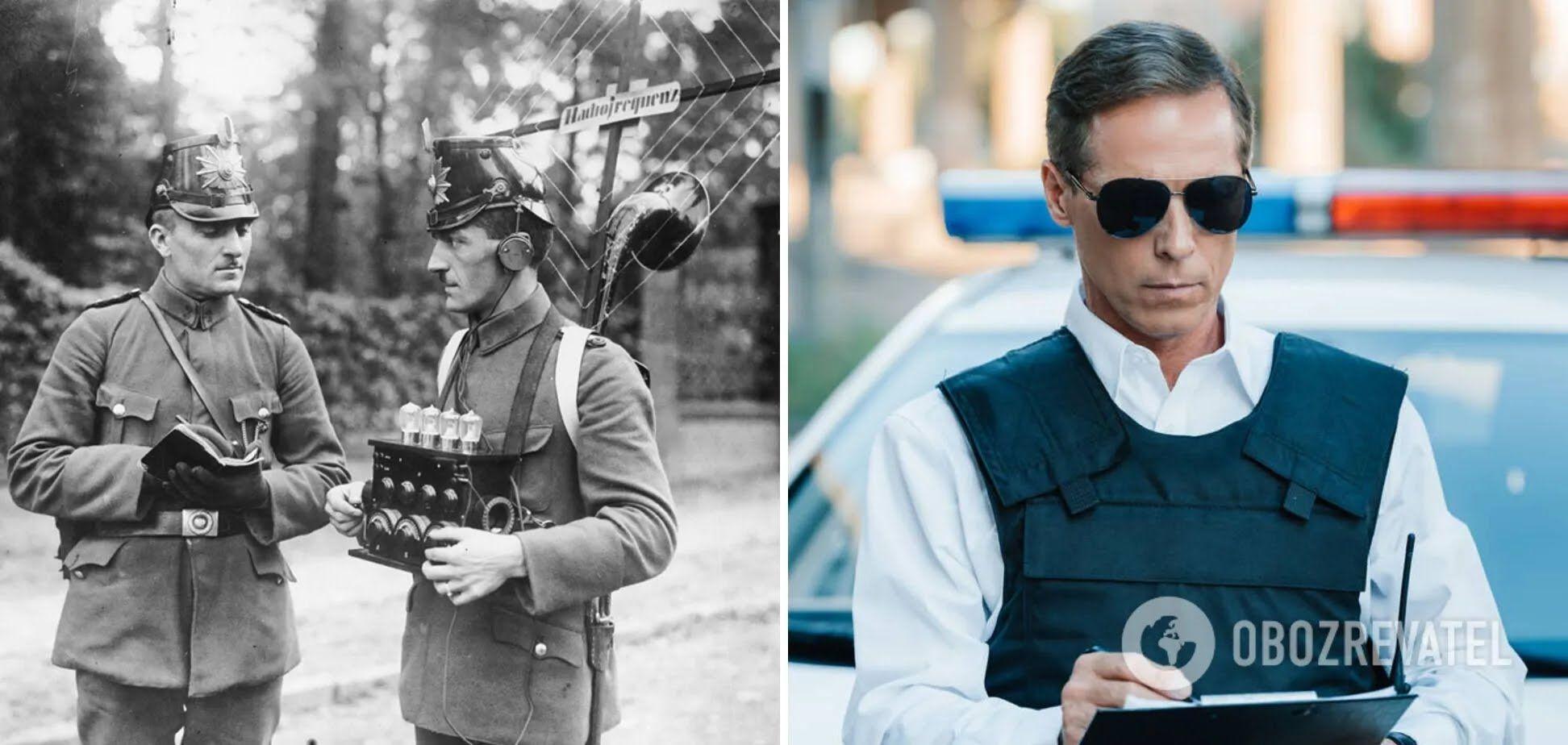 Поліцейські за 100 років десятки разів змінювали форму