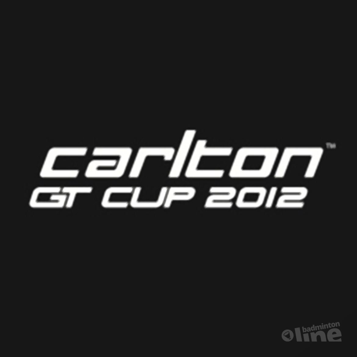 Inschrijving Carlton GT Cup 2012 geopend