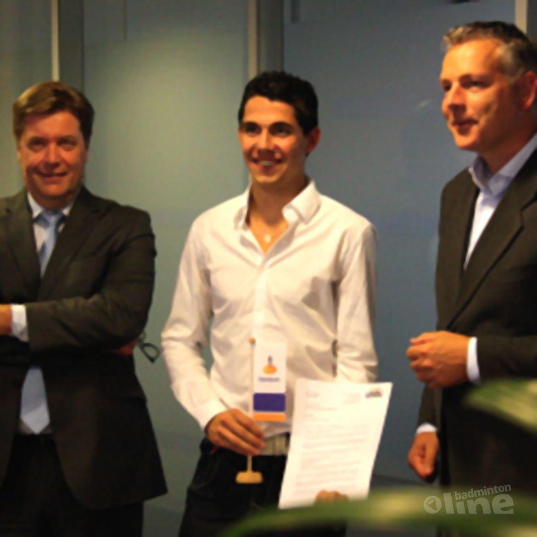 Erik Meijs: 'Sponsorcontract bij Rabobank'
