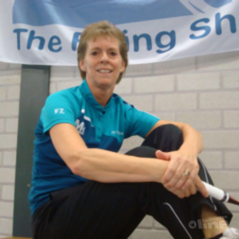 Jeannette van der Werff is genomineerd voor de titel Sportvrouw 2012 van Barendrecht
