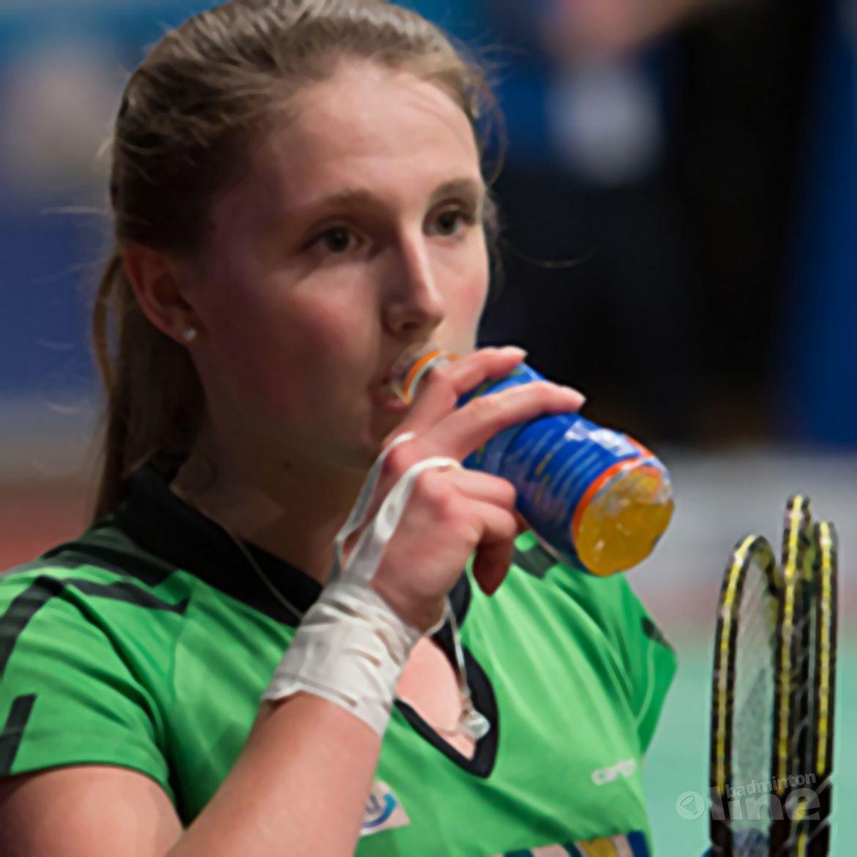 Kirsten van der Valk over haar NK