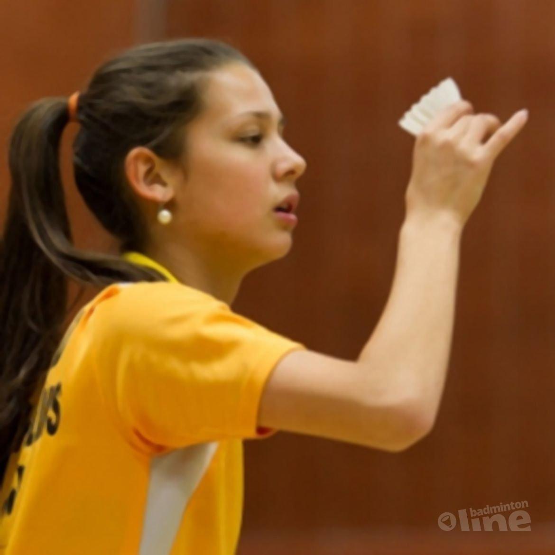 Kwartet Nederlandse vrouwen door in single op Yonex Dutch Junior