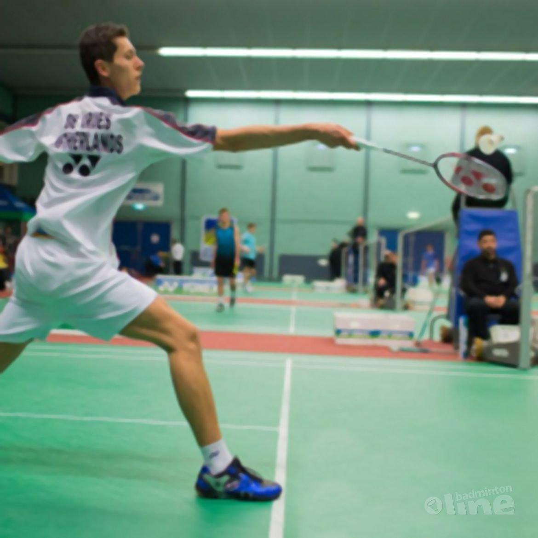 Vincent de Vries blikt terug op de Dutch Junior