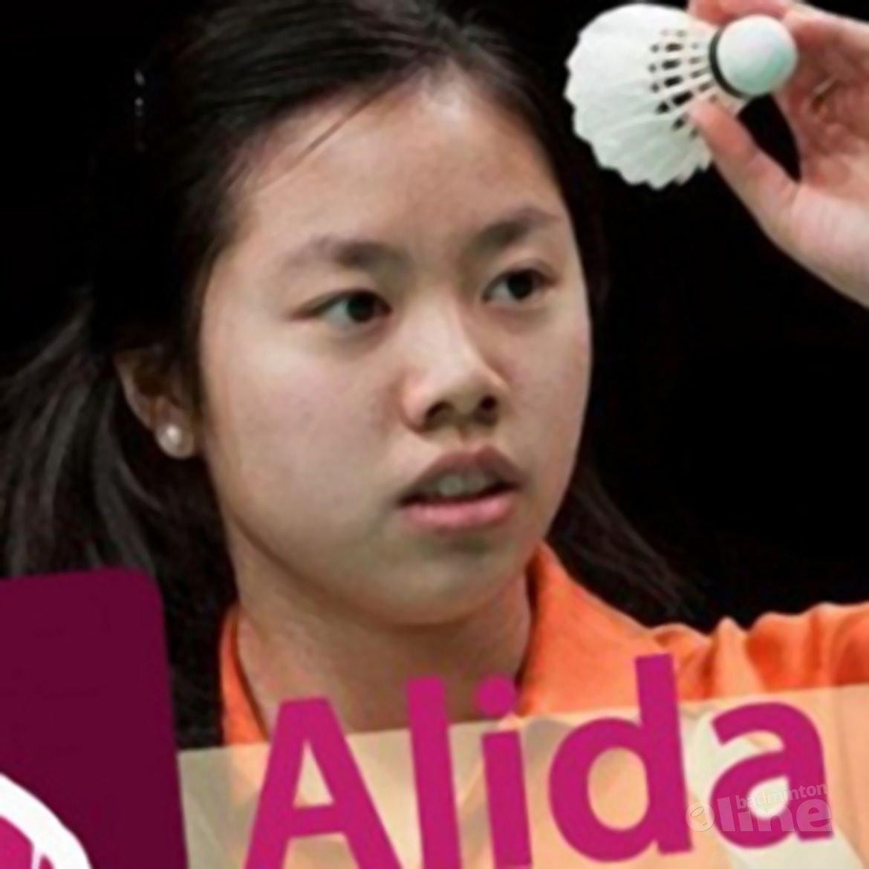 Alida Chen: 'Volgende week Slovenian International'