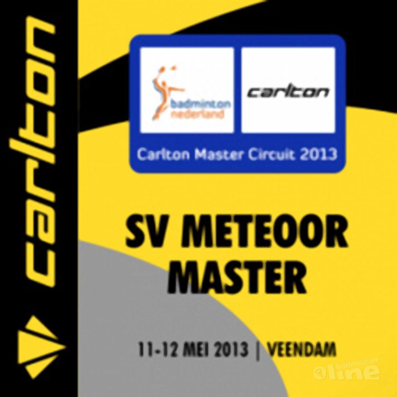 Amersfoort pakt vijf titels op Master in Veendam