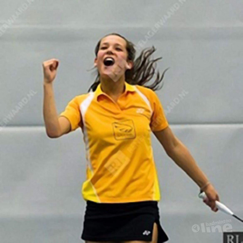 Manon Sibbald: 'Nederlands Jeugdkampioen!'