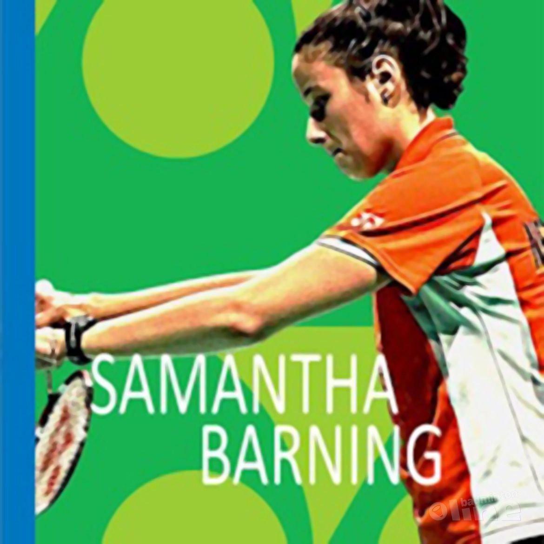 Samentha Barning mikt op RIO2106