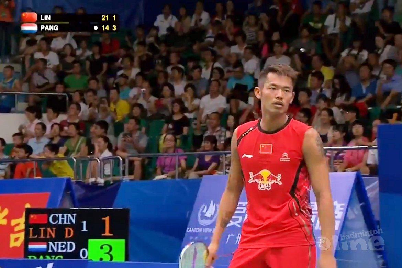 Lin Dan trekt zich terug van Yonex Dutch Open?