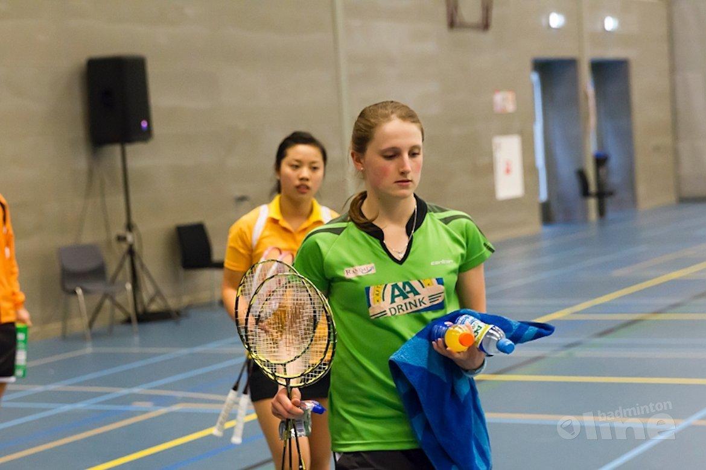 Nederlandse deelname bij Slovak Open