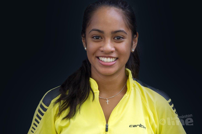 Gayle Mahulette naar Victor Croatian International 2014