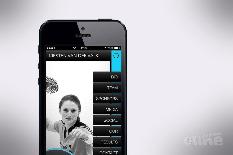 Team van der Valk lanceert app
