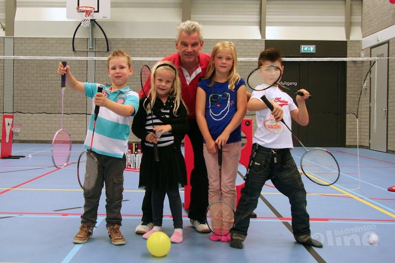 Scholing Badmintonjeugd