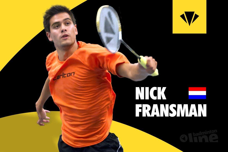 Marc Zwiebler te sterk voor Nick Fransman in kwartfinale Czech International
