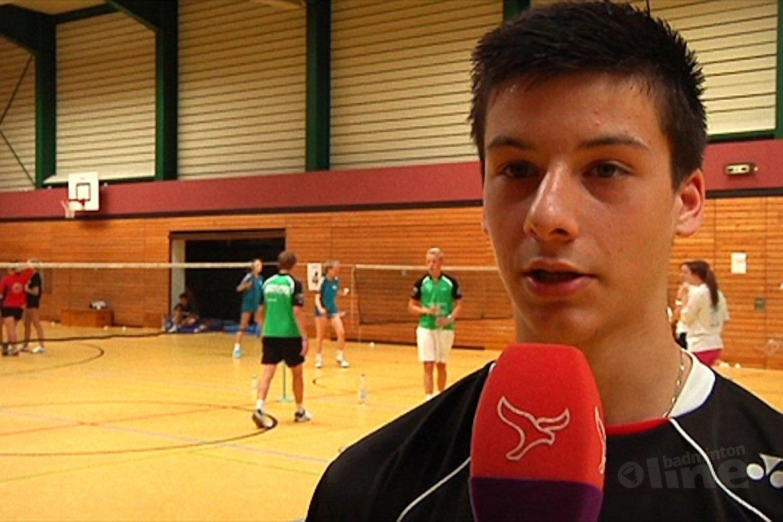 Alex Vlaar vergeten door Badminton Nederland
